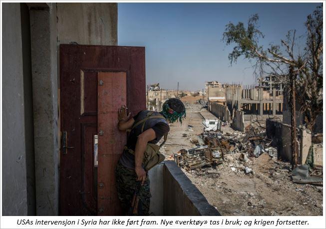 syrias-legitime-styre-frigjor-landet-hva-gjor-usa-og-norge-1