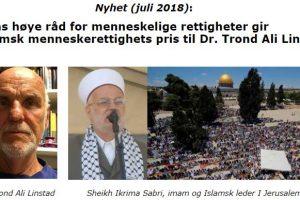 irans-hoye-rad-for-menneskelige-rettigheter-gir-islamsk-menneskerettighets-pris-til-dr-trond-ali-linstad